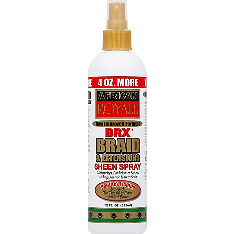African Royale Hair Care Conditioning Spray - 12 Fl. Oz.