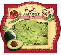 Sabra Guacamole Spicy - 8 Oz