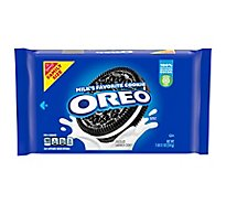 OREO Cookies Sandwich Chocolate Family Size - 19.1 Oz