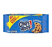Chips Ahoy! Cookies Chocolate Chip Original Family Size - 18.2 Oz