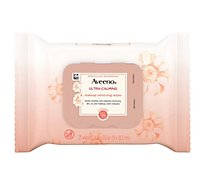 Aveeno Active Naturals Makeup Removing Wipes Ultra Calming - 25 Count