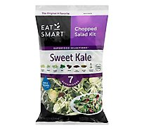 Eat Smart Vegetable Salad Kit Sweet Kale - 12 Oz