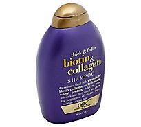 OGX Shampoo Biotin & Collagen Thick & Full - 13 Fl. Oz.