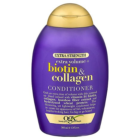 OGX Conditioner Biotin & Collagen - 13 Fl. Oz.