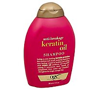 OGX Shampoo Keratin Oil Anti-Breakage - 13 Fl. Oz.