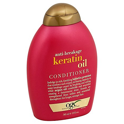 OGX Conditioner Keratin Oil Anti-Breakage - 13 Fl. Oz.