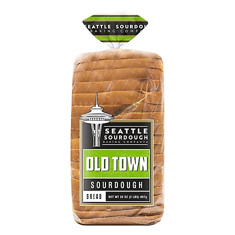 Seattle International Baking Company Old Town Sourdough - 32 Oz