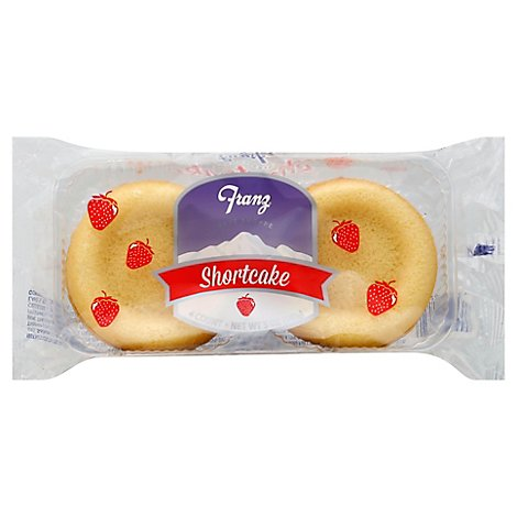 Franz Bake Shoppe Shortcake - 5 Oz