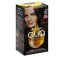 Garnier Olia Haircolor Medium Golden Brown - Each