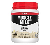 CytoSport Genuine Muscle Milk Lean Muscle Protein Vanilla Creme - 1.93 Lb