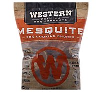 Western Mesquite Cookin Chunks - 10 Lb