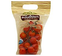 Wholesome Family Farms Inc Tomatoes Organic Cherry On The Vine - 12 Oz