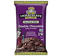 Immaculate Baking Cookie Dough Fudge Brownie Gluten Free - 14 Oz