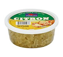 Pennant Diced Citron - 8 Oz
