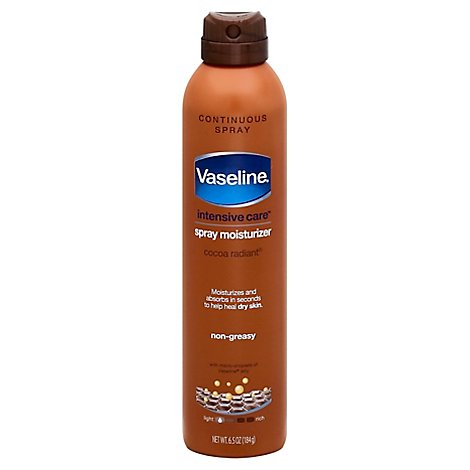 Vaseline Cocoa Radiant Spray - 6.5 Oz