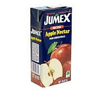 Jumex Nectar From Concentrate Apple Carton - 33.6 Fl. Oz.