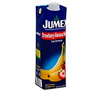 Jumex Nectar From Concentrate Strawberry Banana - 33.8 Fl. Oz.