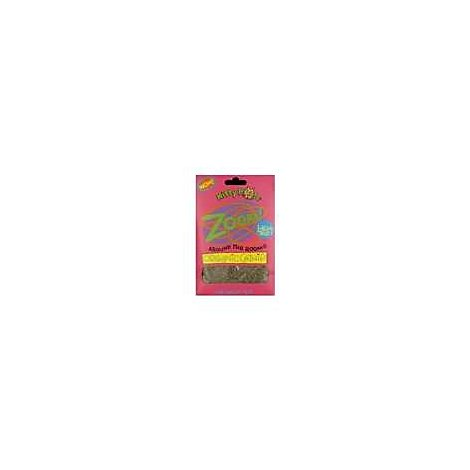 Kitty Hoots Zoom Around The Room Organic Catnip - 0.5 Oz