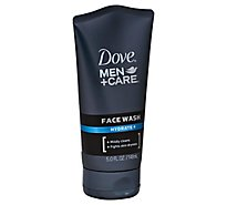 Dove Men+Care Face Wash Hydrate - 5 Fl. Oz.