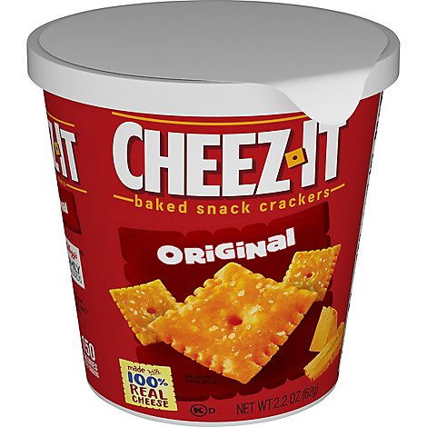 Cheez-It Crackers Baked Snack - 2.2 Oz