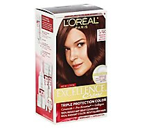 LOreal Excellence Creme Permanent Color Medium Maple Brown 5AR - Each