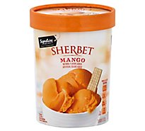 Signature SELECT Sherbet Mango - 1.5 Quart