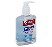 Murrays Pomade Hand Sanitizer Refreshing Gel - 8 Fl. Oz.