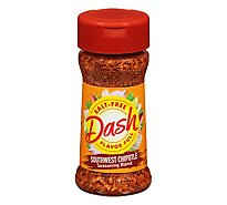 Mrs. Dash Seasoning Blend Salt-Free Southwest Chipotle - 2.5 Oz