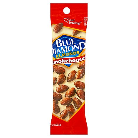Blue Diamond Almonds Smokehouse - 1.5 Oz