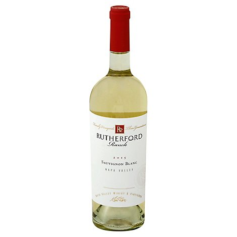 Rutherford Ranch Sauvignon Blanc Wine - 750 Ml