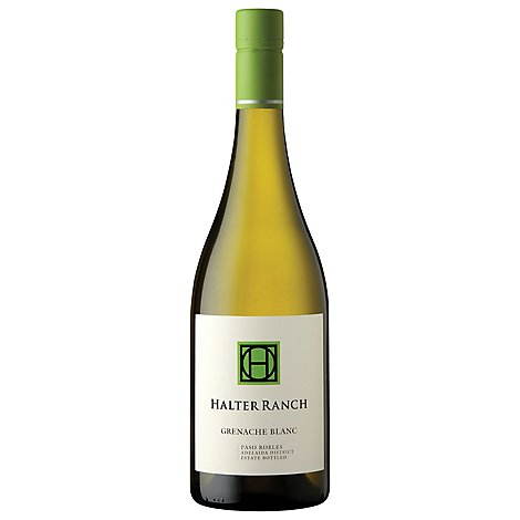 Halter Ranch Cotes Du Paso White Wine - 750 Ml