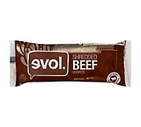 Evol Shredded Beef Burrito - 6 Oz