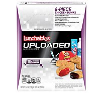 Oscar Mayer Lunchables Chicken Dunks 6-Piece - 15.6 Oz