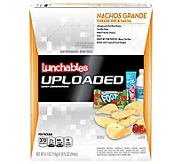 Oscar Mayer Lunchables Grande Nachos - 14.1 Oz