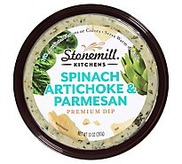 Stonemill Kitchens Spinach & Artichoke Dip - 10 Oz