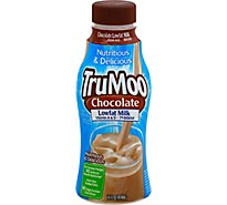 TruMoo Milk Chocolate Milk Lowfat 1% - 14 Fl. Oz.
