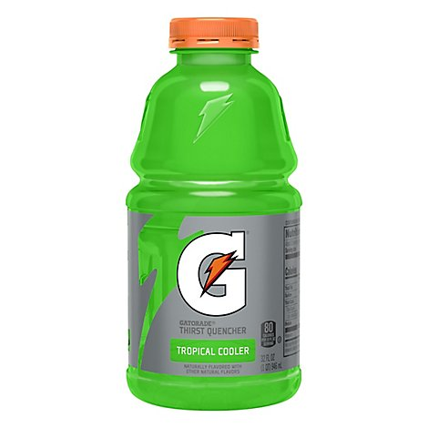 Gatorade G Series Thirst Quencher Perform 02 Frost Tropical Cooler - 32 Fl. Oz.