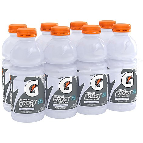 Gatorade G Series Thirst Quencher Perform Frost Glacier Cherry - 8-20 Fl. Oz.