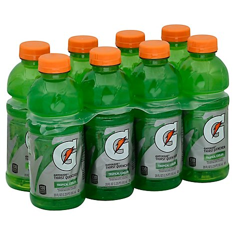 Gatorade G Series Thirst Quencher Perform Tropical Cooler - 8-20 Fl. Oz.