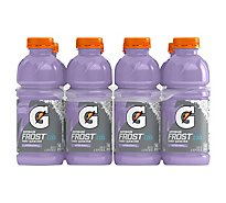 Gatorade G Series Thirst Quencher 02 Frost Riptide Rush - 8-20 Fl. Oz.