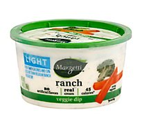 Marzetti Veggie Dip Ranch Light - 14 Oz