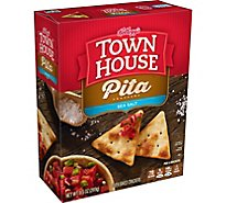 Town House Crackers Pita Sea Salt - 9.5 Oz