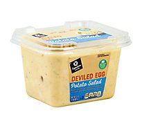 Signature Cafe/The Deli Counter Salad Potato Deviled Egg - 32 Oz
