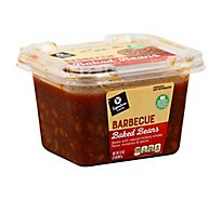 Signature Cafe Barbecue Baked Beans - 32 Oz