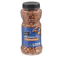 Signature SELECT Peanuts Honey Roasted - 16 Oz