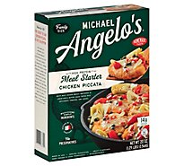 Michael Angelos Chicken Piccata Meal Starter - 20 Oz