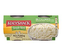 Kozy Shack Rice Pudding - 4-4 Oz