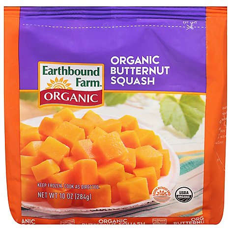 Earthbound Farm Organic Squash Butternut - 10 Oz