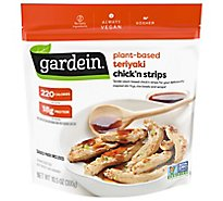 Gardein Meat-Free Meals Chickn Strips Teriyaki - 10.5 Oz