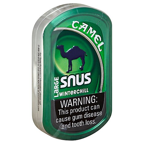 Camel Snus Winterchill - .53 Oz